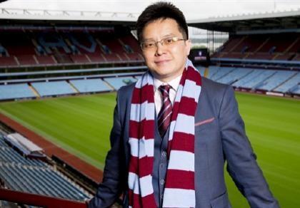 Tỉ phú 39 tuổi Trung Quốc chính thức sở hữu Aston Villa