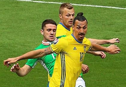 Các chân sút đình đám gặp khó tại Euro 2016