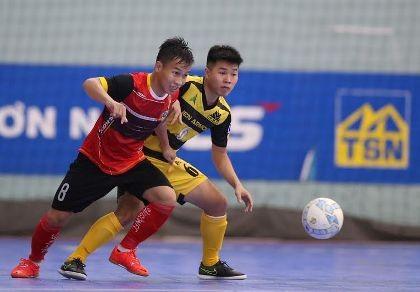 Giải futsal TP.HCM mở rộng-Cúp LS 2016: Thái Sơn Bắc vào bán kết