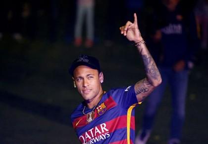 Barcelona mong Neymar không dứt áo ra đi