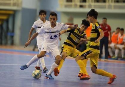 Giải Futsal TP.HCM mở rộng-Cúp LS 2016: Huynh đệ tương tàn