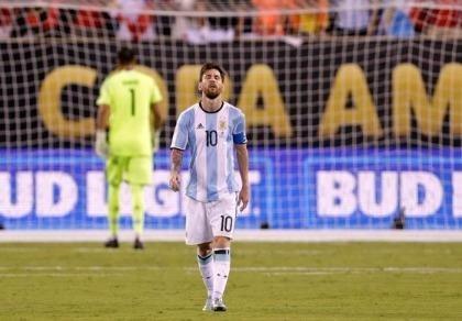 Sự nghiệp danh thủ Messi