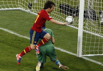Tây Ban Nha, Ý và chuyện 4 năm về trước