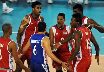 Sáu tuyển thủ bóng chuyền Cuba phạm tội hiếp dâm