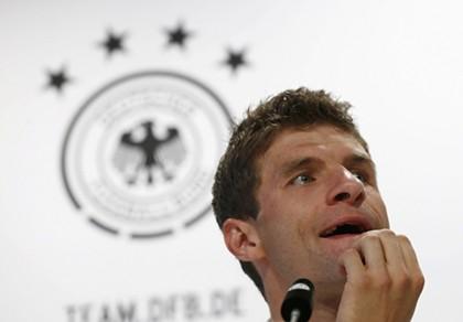 Thomas Muller: Không có bàn thắng, chẳng có vấn đề