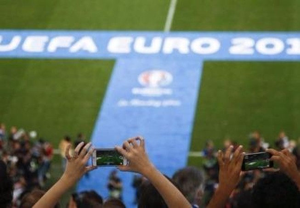 Lợi nhuận Euro 2016 tăng 34%