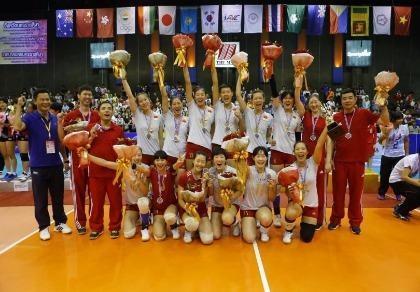 Giải vô địch bóng chuyền U-19 nữ châu Á: Việt Nam đoạt hạng tư
