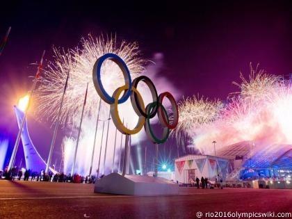 Khai mạc Olympic Rio: Bên trong hoành tráng, bên ngoài đốt cờ