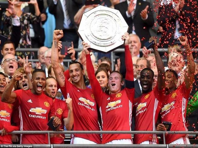 Từ danh hiệu đầu của MU thời Mourinho: MU chưa thể hiện được gì