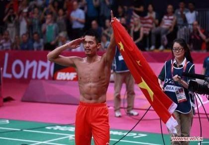 Chưa so vợt Lin Dan đã thách Lee Chong Wei