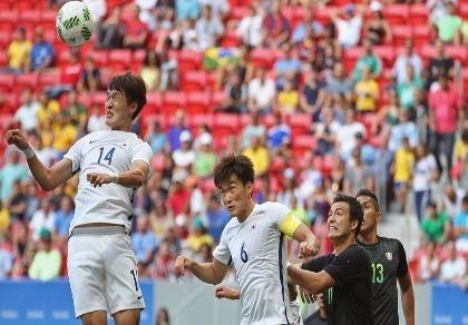 Bóng đá nam Olympic: Hàn Quốc biến Mexico thành cựu vô địch, Nhật bị loại