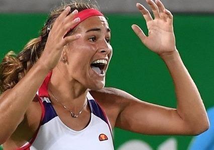 Tay vợt trẻ đoạt HCV Olympic đầu tiên cho Puerto Rico