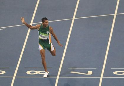 Kỷ lục điền kinh 400 m nam vừa bị xô đổ sau 17 năm