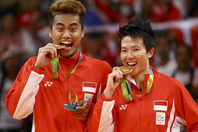 Indonesia đã có HCV Olympic Rio