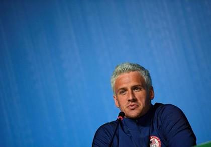 Lochte mất tất cả vì lời nói dối bị cướp tại Olympic