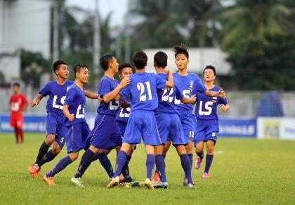 VCK U15 Quốc gia-Cúp Thái Sơn Bắc 2016:  Chủ nhà ngược dòng thành công