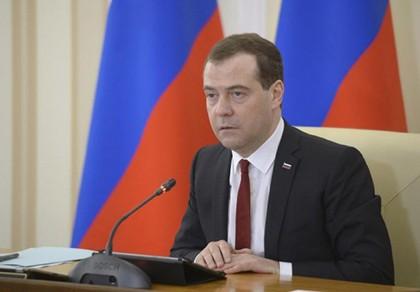 Thủ tướng Nga Medvedev: 'Cấm đoàn Nga dự Paralympic là vô đạo đức'