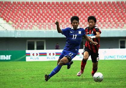 Giải tứ hùng quốc tế U-19- KBZ Bank: Việt Nam chắc suất đá chung kết