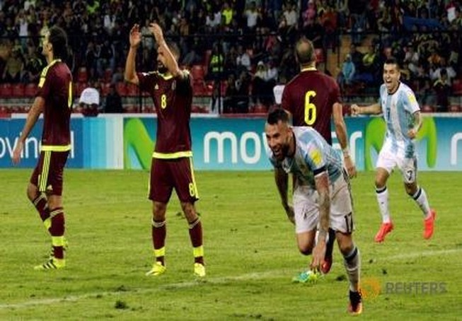 Thiếu Messi, Argentina 'suýt chết'