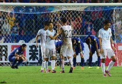 Vòng loại World Cup khu vực châu Á: Tinh thần không đủ cho Thái Lan