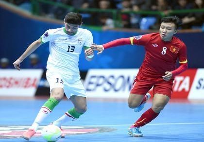 World Cup Futsal: Việt Nam  thắng tưng bừng Guatemala 4-2