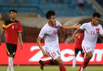 Giải U-19 Đông Nam Á: Việt Nam lên ngôi nhất bảng