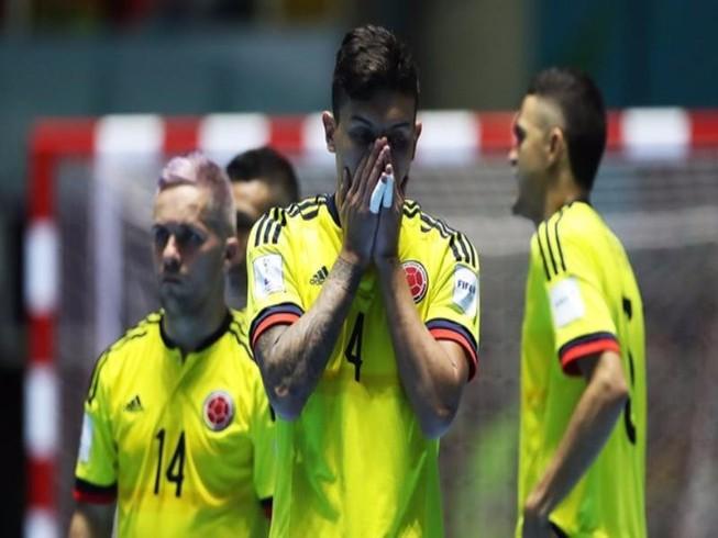 Futsal World Cup: Chủ nhà Colombia 'theo' Việt Nam