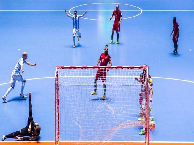 Futsal World Cup: Argentina và Nga tranh ngôi vô địch