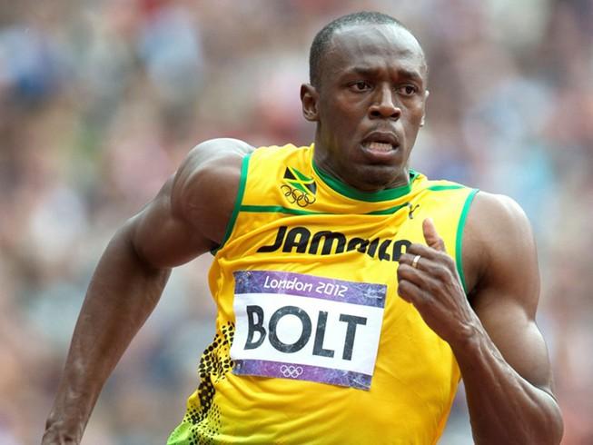 Usain Bolt, Vardy vô tình tạo cách mạng trong thể thao