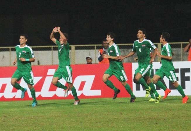 VCK U-16 châu Á: Iraq vô địch sau loạt đấu súng