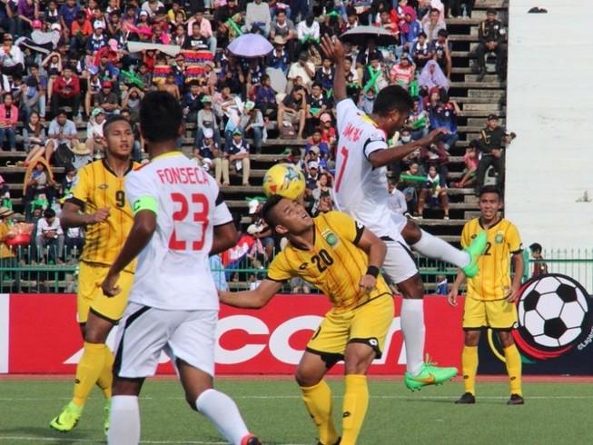 Cầu thủ Leicester không ghi bàn nhưng Brunei thắng