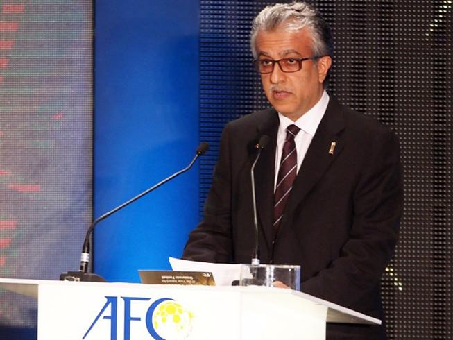 Chủ tịch AFC người Bahrain chúc mừng U-19 Việt Nam