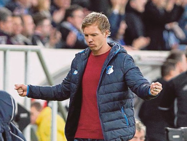 """""""Tiểu Mourinho"""" 29 tuổi ở Bundesliga"""