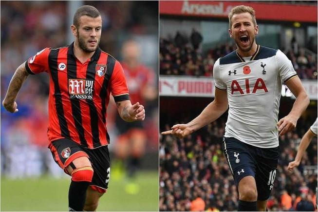Kane và Wilshere trở lại tuyển Anh