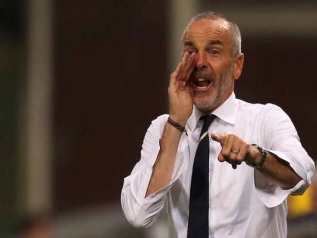 Pioli ngồi vào ghế nóng Inter