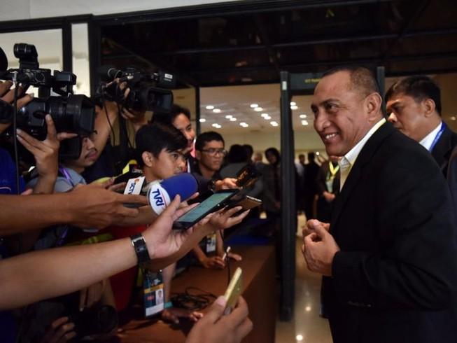 Bóng đá Indonesia có tân chủ tịch là tướng quân đội