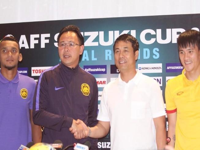 AFF Cup 2016: Ong Kim Swee có sợ tuyển Việt Nam không?