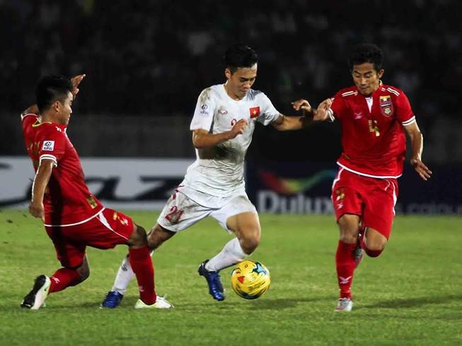 Myanmar theo chân Việt Nam vào bán kết AFF Cup