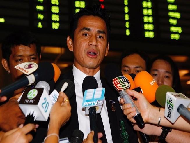 Tuyển Thái không muốn chơi với Đông Nam Á nữa