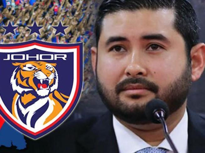 Hoàng tử Malaysia mua chuyên cơ, xây SVĐ cho đội bóng