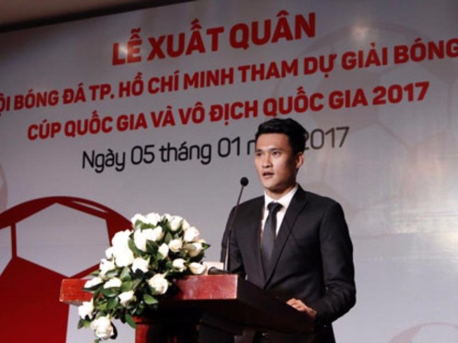 Quyền chủ tịch Lê Công Vinh: 'Đẹp đã, hay dở tính sau'