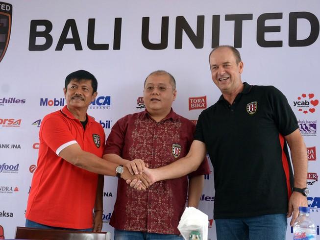 Bí mật bộ đôi Sjafri và Aspas của bóng đá Indonesia