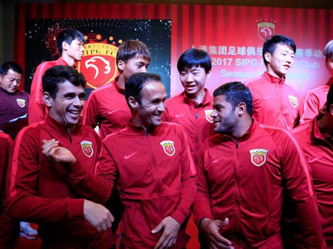 Học trò cưng của Mourinho đến thi đấu ở Trung Quốc