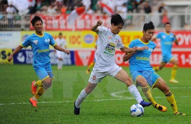 HA Gia Lai thua trận thứ hai liên tiếp trên sân nhà
