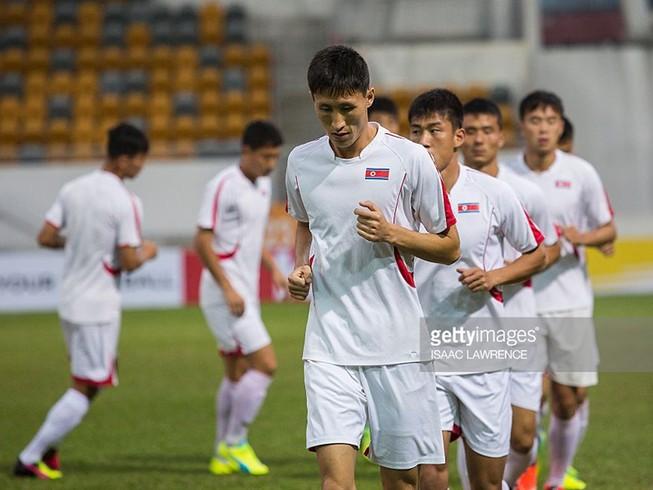 AFC chốt lịch trận cầu 'nóng' Triều Tiên - Malaysia