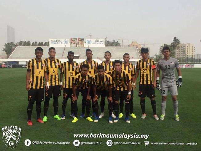 """Hòa U-22 Trung Quốc, U-22 Malaysia """"nắn gân"""" đối thủ"""