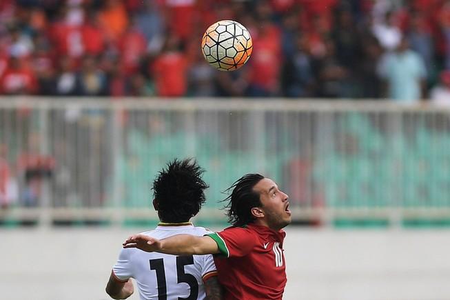 Indonesia thua trận, nhà vô địch châu Âu nhận quả đắng