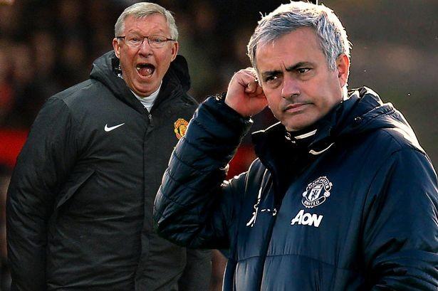 Sir Alex 'dạy' Mourinho điều gì?