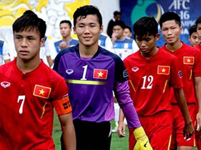 U-16 và U-19 Việt Nam vào nhóm hạt giống số 1