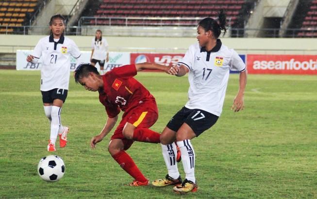 U-15 Việt Nam chia tay ngay sau vòng bảng